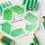 verde · reciclagem · símbolo · desperdiçar - foto stock © dolgachov