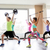 grup · insanlar · egzersiz · halter · spor · salonu · uygunluk · spor - stok fotoğraf © dolgachov