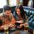 amigos · smartphones · cerveja · bar · pub · pessoas - foto stock © dolgachov