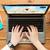 laptop · computer · gps · kaart · scherm · technologie · navigatie - stockfoto © dolgachov