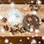 Noel · kurabiye · zencefil · geleneksel · kalp - stok fotoğraf © dolgachov