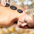 sıcak · taş · masaj · genç · kafkas · kadın - stok fotoğraf © dolgachov