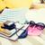 strand · zonnebril · zeester · geïsoleerd - stockfoto © dolgachov