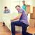 グループ · 友達 · 移動 · 新居 · 笑みを浮かべて · 家 - ストックフォト © dolgachov