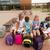 estudiantes · deberes · escuela · junto · lectura · libros - foto stock © dolgachov
