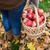 фермер · яблоки · органический · фрукты · Фермеры · рук - Сток-фото © dolgachov