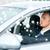 empresario · conducción · coche · deportivo · montaña · rusa · deporte · fondo - foto stock © dolgachov