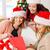 kadın · yardımcı · kart · hediyeler - stok fotoğraf © dolgachov