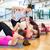фитнес · группа · спортзал · спорт · инструктор · желудка - Сток-фото © dolgachov