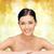 Gesicht · Hände · schöne · Frau · Gesundheitswesen · spa · Schönheit - stock foto © dolgachov