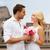 para · kwiaty · miasta · lata · wakacje · miłości - zdjęcia stock © dolgachov