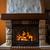 yakacak · odun · yanan · şömine · yangın · ışık - stok fotoğraf © dolgachov