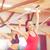groep · glimlachend · mensen · die · uit · fitness · sport - stockfoto © dolgachov