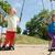due · ragazzi · swing · ritratto · felice - foto d'archivio © dolgachov