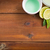 close up of body lotion cream and limes on wood stock photo © dolgachov