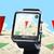 Smart · Смотреть · GPS · навигация · приложение - Сток-фото © dolgachov