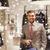 幸せ · 男 · ショッピングバッグ · 服 · ストア · 販売 - ストックフォト © dolgachov