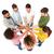 diverzitás · közösség · siker · együtt · dolgozni · csoport · több · nemzetiségű - stock fotó © dolgachov