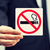 helpen · stoppen · roken · sigaret · gebruikt · vorm - stockfoto © dolgachov