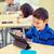 школы · дети · классе · образование - Сток-фото © dolgachov
