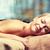 若い女性 · ホット · 石 · マッサージ · 美しい · 肩 - ストックフォト © dolgachov