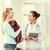 feliz · médico · perro · veterinario · clínica · medicina - foto stock © dolgachov