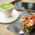 té · verde · japonés · tradicional · té · establecer · fondo - foto stock © dolgachov