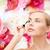 красивая · женщина · косметики · здоровья · красоту · лице - Сток-фото © dolgachov