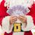 close up of santa claus with euro money stock photo © dolgachov