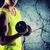 genç · pazı · spor · vücut · geliştirme - stok fotoğraf © dolgachov