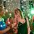 mutlu · dans · kar · yılbaşı · parti - stok fotoğraf © dolgachov