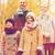 gelukkig · gezin · najaar · park · familie · jeugd · seizoen - stockfoto © dolgachov