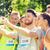 smartphone · fitness · sportu · przyjaźni - zdjęcia stock © dolgachov