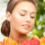 verde · ramo · de · la · boda · boda · mujer · manos - foto stock © dolgachov