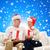 幸せ · サンタクロース · ヘルパー · ホーム - ストックフォト © dolgachov