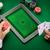 казино · покер · игрок · карт · таблетка · чипов - Сток-фото © dolgachov
