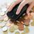 hand · computermuis · geld · business · financieren - stockfoto © dolgachov