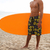 close up of young man with surfboard on beach stock photo © dolgachov