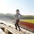 kadın · atlet · yukarı · çalışma · izlemek - stok fotoğraf © dolgachov