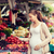 kadın · pazar · gıda · moda · alışveriş · eğlence - stok fotoğraf © dolgachov