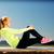 kadın · spor · açık · havada · spor · yaşam · tarzı · vücut - stok fotoğraf © dolgachov