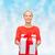 большой · красный · красивой · подарок · замечательный · синий - Сток-фото © dolgachov