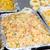 wok or pilaf dish at street market stock photo © dolgachov