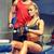 男 · 女性 · 筋肉 · ジム · マシン · スポーツ - ストックフォト © dolgachov