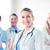 Arzt · halten · Impfstoff · Spritze · Ärzte - stock foto © dolgachov