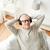 mutlu · adam · kulaklık · ev · teknoloji - stok fotoğraf © dolgachov
