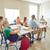школьник · ноутбук · учитель · классе · образование - Сток-фото © dolgachov