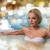 vrouw · bikini · zwembad · vrouwen · sexy - stockfoto © dolgachov