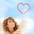 infeliz · amor · Foto · rojo · suave - foto stock © dolgachov