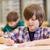 группа · школы · дети · классе · образование - Сток-фото © dolgachov
